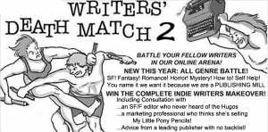 Writers Death Match2